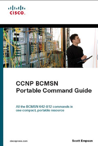 CCNP BCMSN - Portable Command Guide, por Scott Empson
